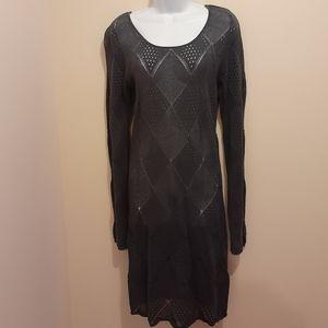 👚3 for $25👗 Fine Cotton Weave Dress 🇨🇦 Large